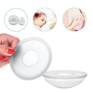 Protect Shell Nipples Milk-Saver Collect-Breastmilk Breast-Correcting Nursing-Cup Sore