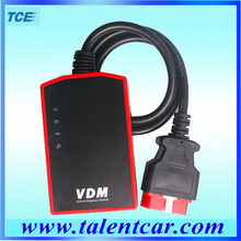 2016 Universal V3.7 VDM UCANDAS WIFI Full System Automotive Diagnostic Tool Support Multi-Languages Update Online