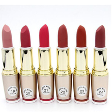 MISS ROSE Brand Makeup Waterproof Sexy Red Ruby Rose Matte Lipstick Long Lasting  Batom Lips Lipgloss Wholesale DHL 240pcs/lot