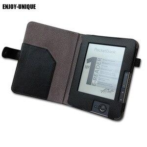 Image 1 - علبة أغطية جلد فريدة من نوعها لقارئ جيب 602,603,612