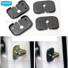 Для Geely Emgrand 7 EC7 EC715 EC718 Emgrand7 E7, Emgrand7-RV, EC7-RV, Автомобильный Дверной замок антикоррозийный колпачок, автомобильные 3D наклейки, 4 шт./лот
