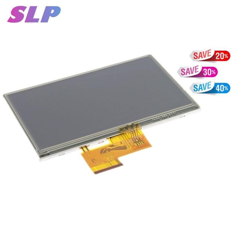 "Skylarpu 5,0 ""дюйма TFT ЖК-дисплей Экран для GARMIN Nulink 1695 ЖК-дисплей дисплей Экран панель с сенсорным Экран digitizer Замена"