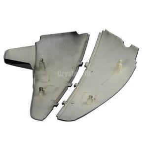 Image 5 - غطاء رقبة للدراجة النارية هوندا شادو VT 600 VLX 600 STEED 400 88 98 غطاء سلك دائري غطاء حماية الإطار الجانبي/غطاء غطاء البطارية الجانبية