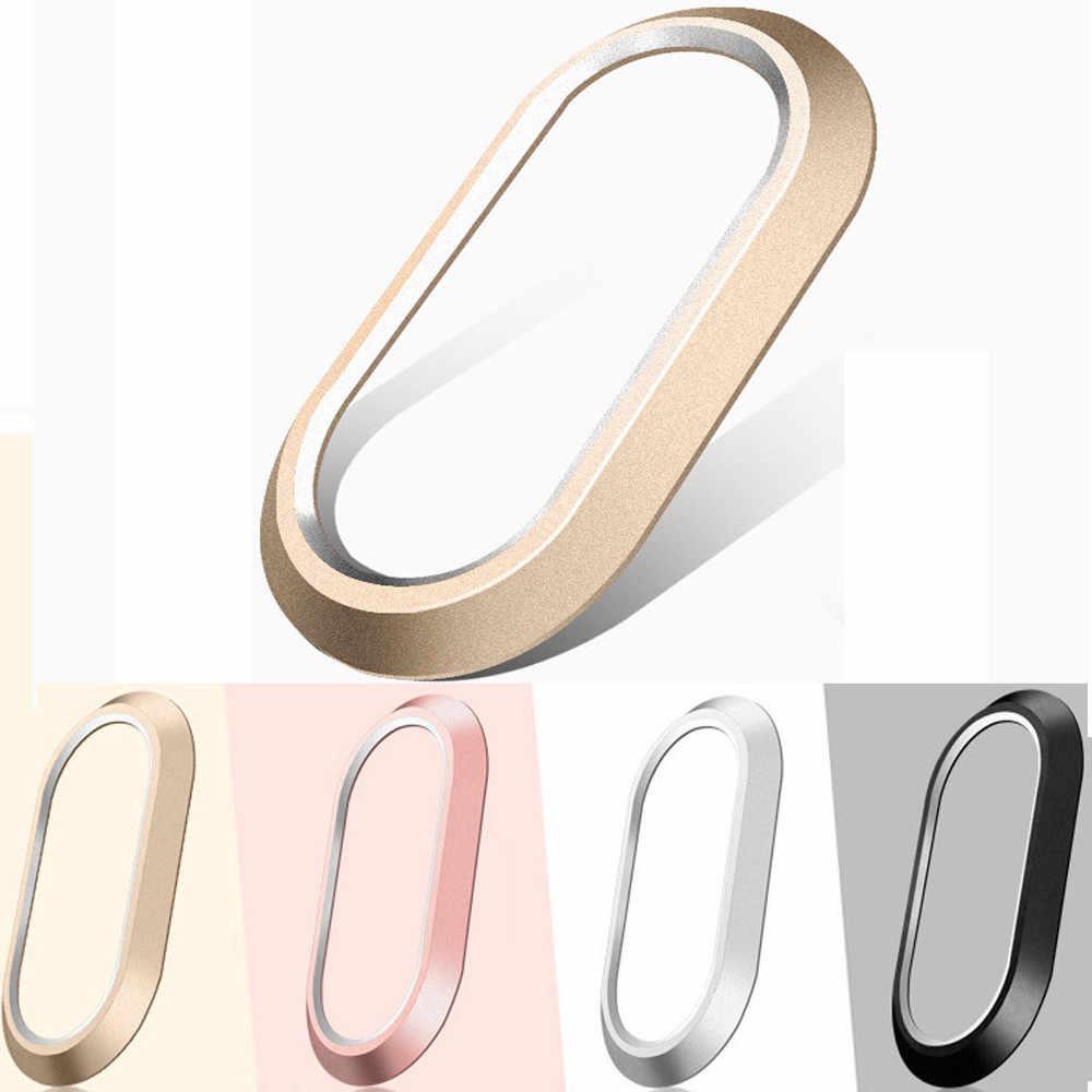 Для iPhone 7/8 Plus задняя камера объектив защитный чехол кольцо водонепроницаемый, маслостойкий, взрывозащищенный золотой, серебряный, розовый, черный