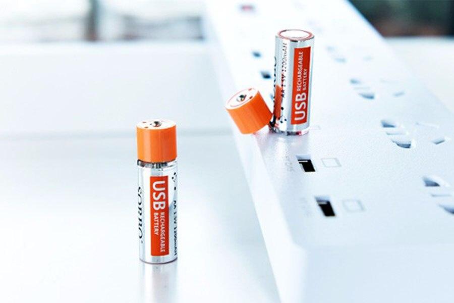 recarregável li-po bateria de carregamento rápido baterias do aa da qualidade