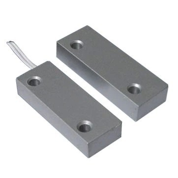 NC wired Magnetic Contact Door Magnetic Reed Switch Metal Door switch door magnetic contact For Home Security Alarm System MC 51-in Alarm System Kits from ...  sc 1 st  AliExpress.com & NC wired Magnetic Contact Door Magnetic Reed Switch Metal Door ...
