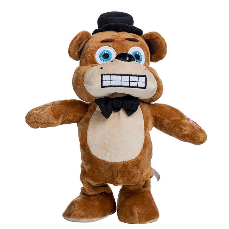Anime FNAF Plush Toys Five Nights At Freddy's Bear Freddy