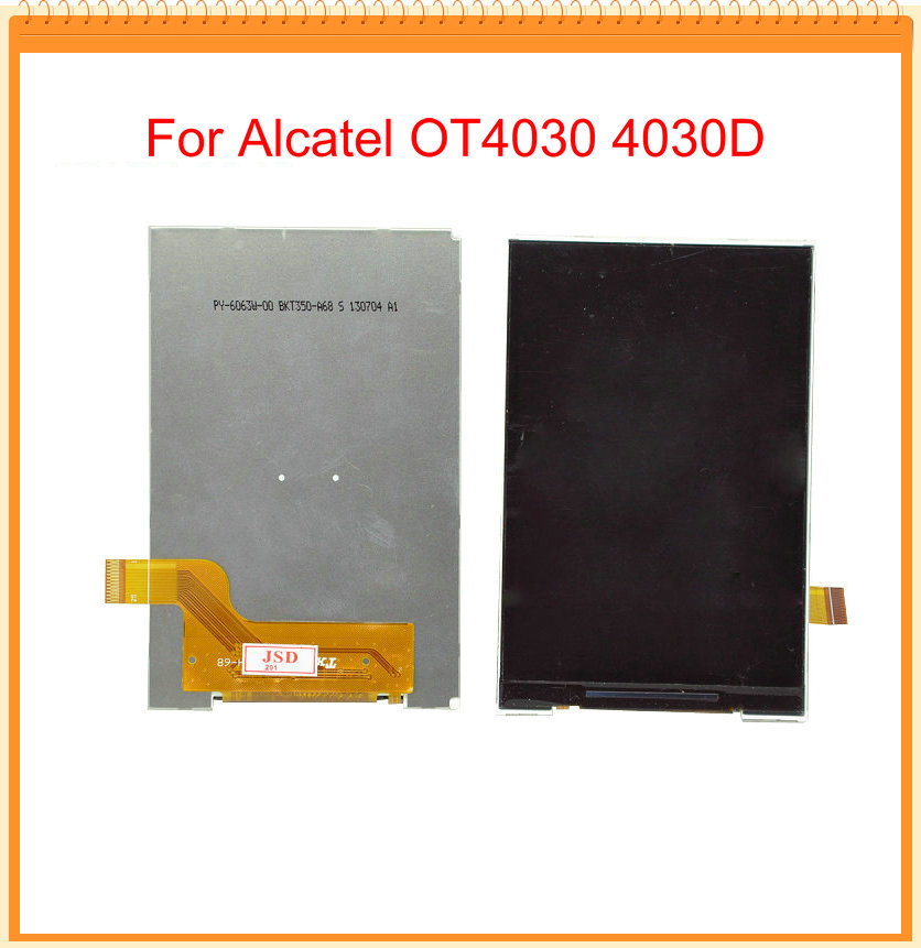 For Alcatel One Touch S Pop 4030 OT4030 4030D LCD Screen Display Fast Free Shipping