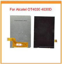 For Alcatel One Touch S'Pop 4030 OT4030 4030D LCD Screen Display Fast Free Shipping