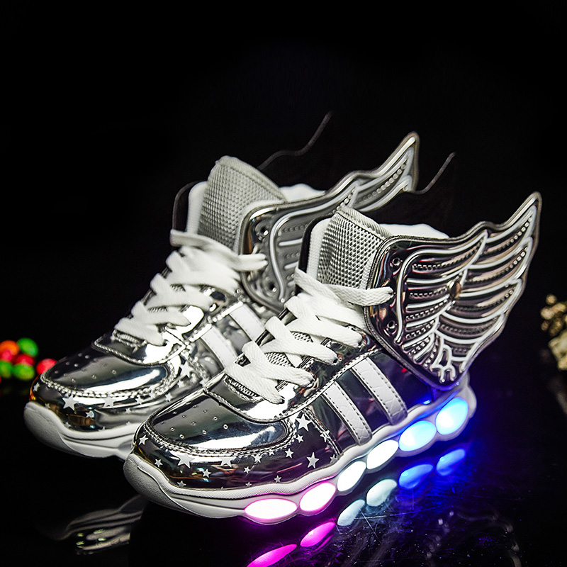 STRONGSHEN-New-USB-Charging-Kids-Sneakers-Fashion-Luminous-Lighted-Colorful-LED-lights-Children-Shoes-Casual-Flat-Boy-girl-Shoes-5