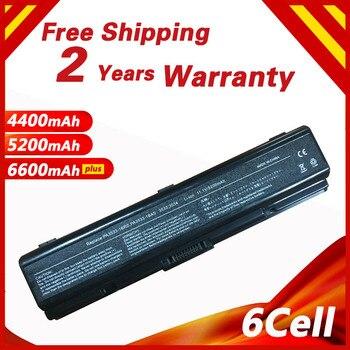 Laptop Battery PA3533U-1BAS for Toshiba Satellite L200 L300 L305D L450D L500 M206 M207 L505 L550 A300 A500 pa3534 PA3534U-1BRS