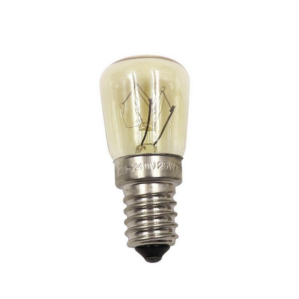 Oven Steam Bulb Lamp E14-25w High Temperature 300 Degrees Celsius Bread Machine Yellow Tungsten Light Bulb Ac220-240v/ac110-120V