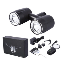 Light for DJI Inspire 2 font b Drone b font Accessories 200 500m LED Headlamp Headlight