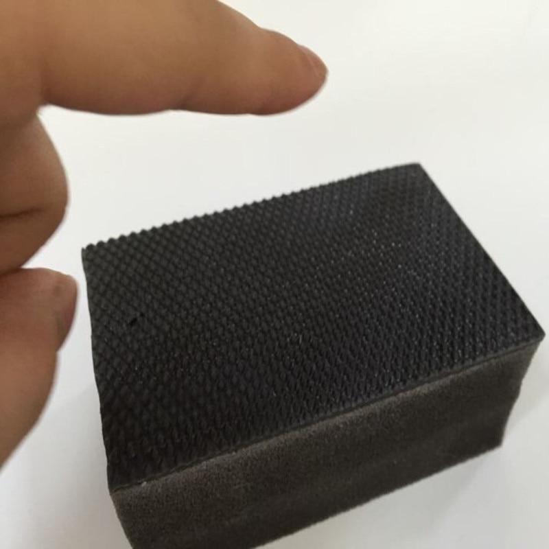 1pc new style car clay towel magic clay block magic polishing pad magic sponge sponge clay pad. Black Bedroom Furniture Sets. Home Design Ideas