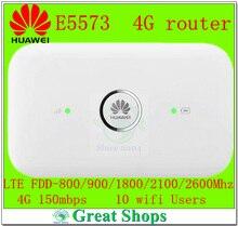 Разблокирована 4 г wi-fi маршрутизатор huawei e5573s-320 e5573 mobile hotspot 4 г LTE мифи Маршрутизатор dongle пк e5776 e589 e5878 e5372 e5577 E5172