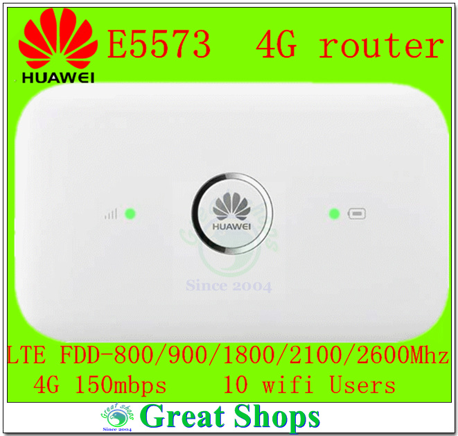 все цены на  unlocked 4g wifi router e5573 Huawei E5573S-320 Mobile Hotspot 4G LTE mifi Router dongle pk e5776 e589 e5878 e5372 e5577 E5172  онлайн