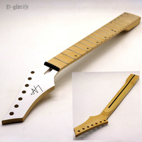 26.5 inch scale length 7 string guitar neck with middle line 24Ffret