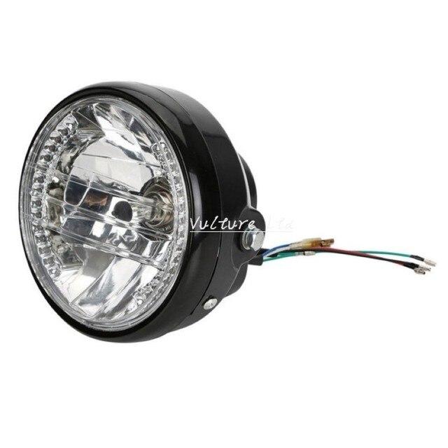12V Motorcycle Headlights 2