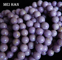 Free Shipping Natural Morocco Phosphosiderite 10mm Smooth Round Loose Beads Stone For Jewelry Design Making