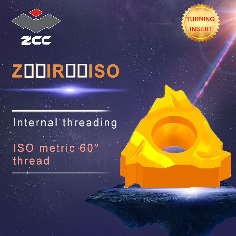 10pcs/lot Z16IR0.5-3.0ISO YBG205 YBG203 original ZCC carbide insert lathe tools cnc carbide threading inserts zcc ct cemented carbide cutting tool milling inserts for aluminum and threading 1 pack
