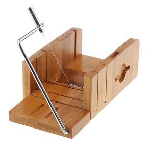 Image 5 - Gỗ Xà Phòng Cắt Ổ Bánh Khuôn Mẫu Khuôn Với Beveler Máy Bào Và Dây Cắt Lát Cắt Làm Dụng Cụ Cắt Handmade Thủ Công