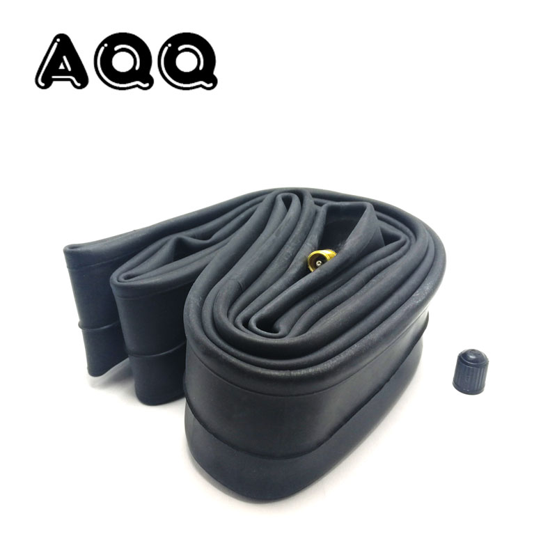 AQQ Bicycle Inner tube Road MTB <font><b>BMX</b></font> Bike Tires Inner Tyre <font><b>24</b></font>*1.5/1.75 <font><b>24</b></font>*1.9/2.125 American French Schrader Valve Bike Tube Tire image