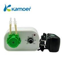 Kamoer NKCP 24V маленький Интеллектуальный шланговый насос(4 цвета, регулируемый поток, простота использования, светильник для бега