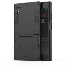 for Sony Xperia XA1 Plus Dual G3421 G3423 Shockproof Hard Case for Sony Xperia XZ1 Compact XZ XZs Combo Armor case iron cover goowiiz красный sony xperia xz xzs