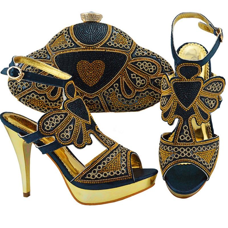 Avec bleu Femmes Toe Strass Marine pourpre Chaussures Peep Et rouge De up Super Mariage Slingbacks Ensemble Aqua Sangle 8cm Haute Sac Pompes Décoré Nouvelle orange or Arrivée Boucle Faxw8