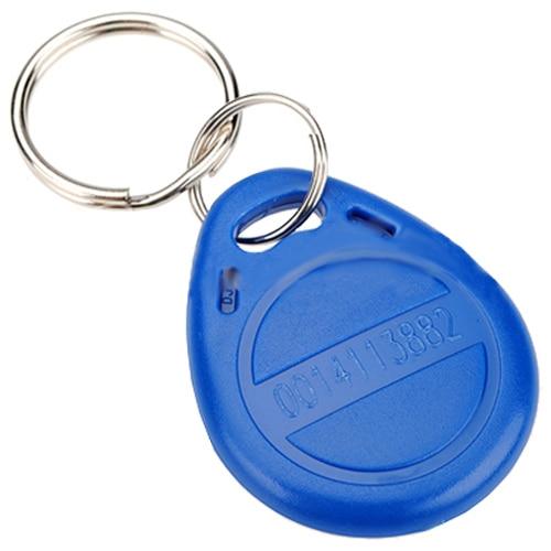 2 Packs 10pcs 125khz RFID Proximity ID Token Key Tag Keychain Waterproof New turck proximity switch bi2 g12sk an6x