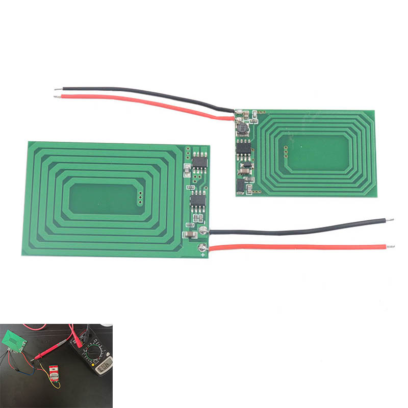 Wireless Power Supply Circuit On Popscreen