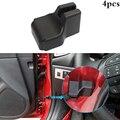 Bujão Da Porta do carro de Proteção Capa de Proteção Capa Para Mazda 2 3 5 6 8 CX5 CX-5 CX-7 CX-9 MX-5 ATENZA Axela 4 pcs por conjunto