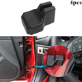 Car Door Stopper Protection Cover Protection Cover For Mazda 2 3 5 6 8 CX5 CX-5 CX-7 CX-9 MX-5 ATENZA Axela 4pcs per set
