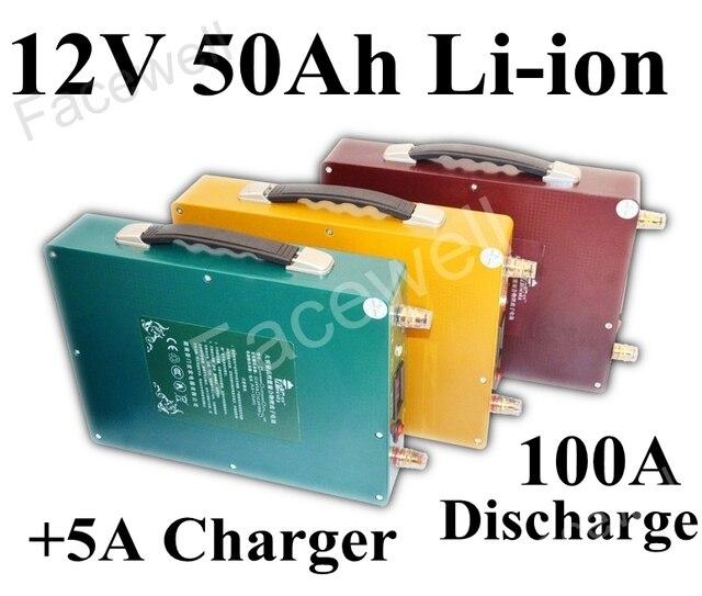 Aliexpress.com : Buy GTK 12v 50ah lithium ion power supply