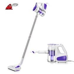 PUPPYOO Laag Geluidsniveau Draagbare Huishoudelijke Stofzuiger Handheld Dust Collector en Aspirator WP526-C
