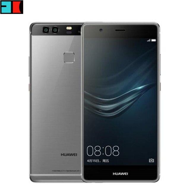 "Huawei P9 Plus 5.5"" Fingerprint 4GB RAM 64GB ROM Smartphone Android 6.0 Kirin 955 Octa Core dual 12.0MP leica camera AMOLED"