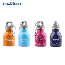 Feijian 130ml water bottle for kid stainless steel bpa free Leak-Proof