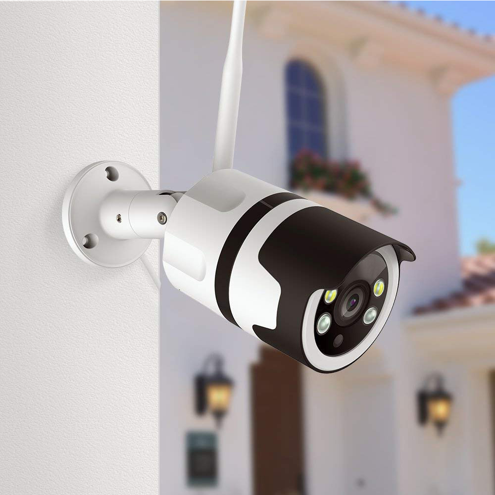 WiFi IP Camera outdoor Night Vision Two Way Audio video Surveillance Camera Mini Wireless CCTV Camera 1080P 720P Home Security