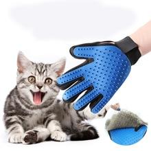 Собака Уход за лошадьми перчатки силиконовая щетка для чистки собак перчатка для игры с кошкой щетка для волос перчатки для вычесывания средства по уходу за животными аксессуары для собак