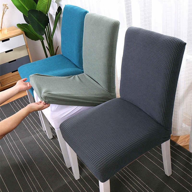 2 Pieces Lots Linen Cotton Chair Covers