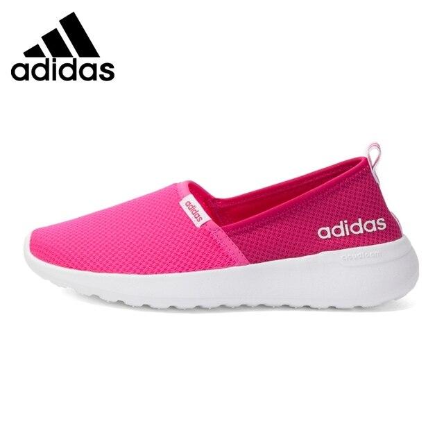 b37ad230383 Original New Arrival 2017 Adidas NEO Label Cloudfoam Lite Racer So W  Women s Skateboarding Shoes Sneakers
