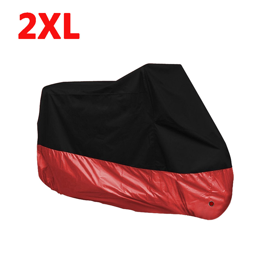 Outdoor UV Protector Bicycle Dustproof Motorcycle Raincoat For Waterproof For Car Auto Accessorie Chopper Motorcycle #g10(China)