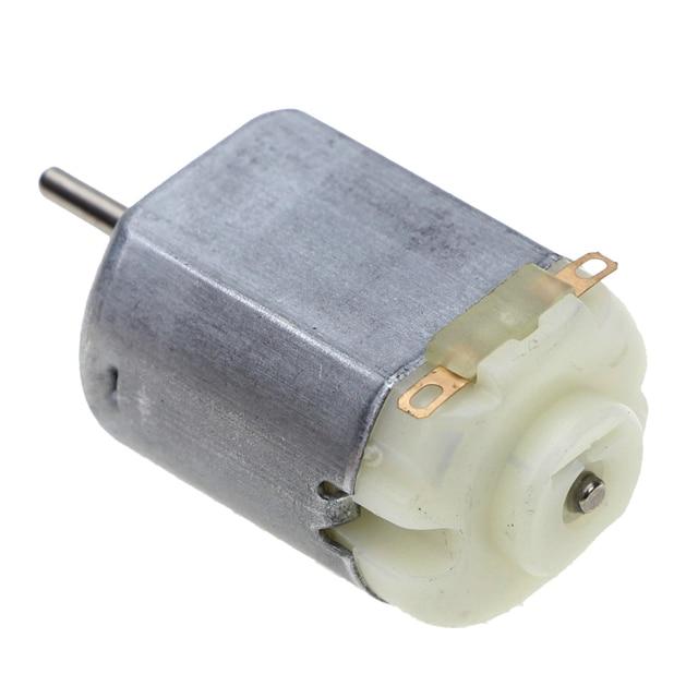 3V 0.2A 12000RPM 65Gcm Mini Micro DC Motor for DIY Toys Hobbies Smart Car