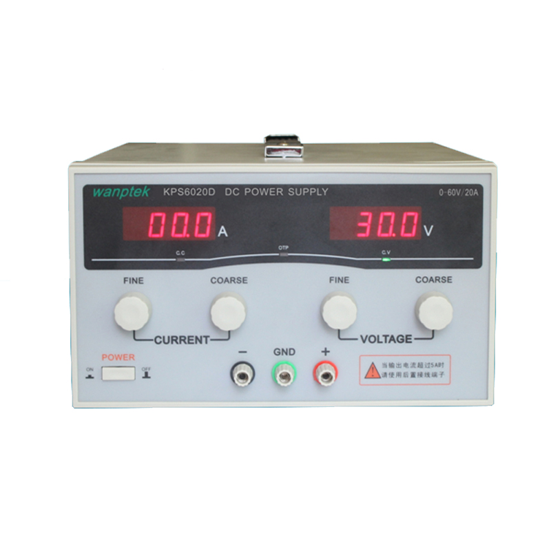 20A high power switching power supply 60V adjustable power supply DC regulated power supply KPS6020D 1200w wanptek kps3040d high precision adjustable display dc power supply 0 30v 0 40a high power switching power supply