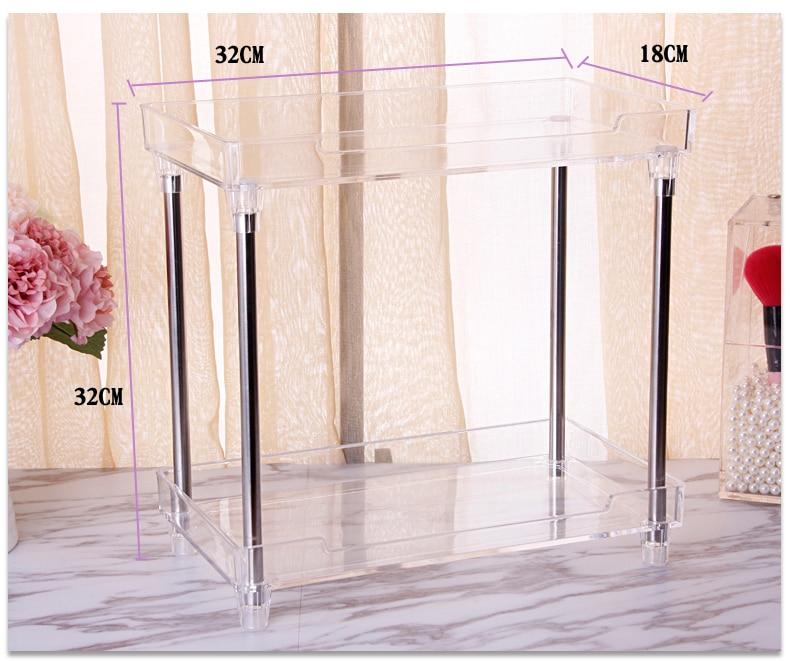 Aliexpress.com : Buy Cosmetic storage box, transparent acrylic ...