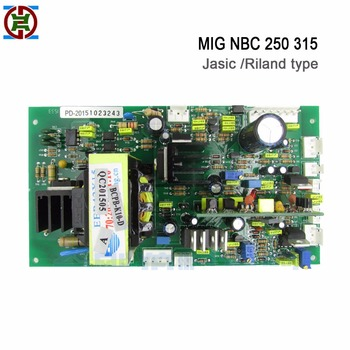 YDT MIG300 NBC250 315  for jasic riland mosfet control  co2 gas shielded welding machine