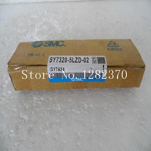 [SA]   SMC solenoid valve SY7320-5LZD-02 spot --2PCS/LOT[SA]   SMC solenoid valve SY7320-5LZD-02 spot --2PCS/LOT