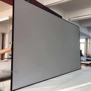 Image 4 - Ambient Light Rejecting ALR Thin Frame 84 92 100inch Projection Screen For WEMAX One Sony Ultra Short Throw UST Projectors