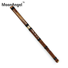 Traditional Chinese Flute Wooden Flauta Woodwind Musical Instruments G Key