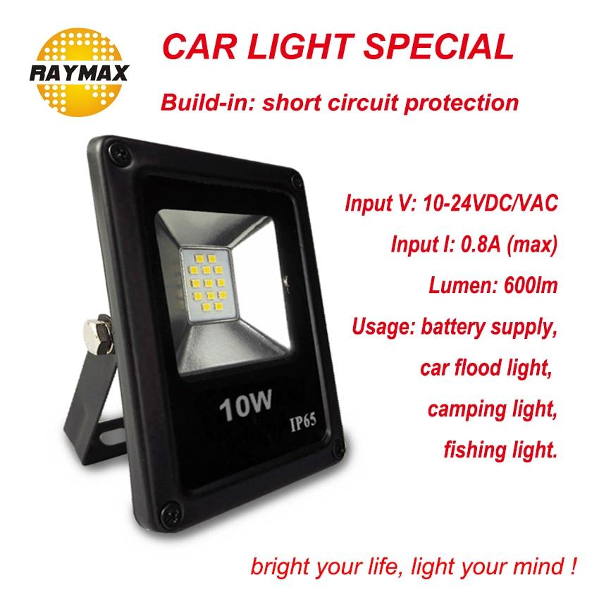 24V led floodlight 12V LED Flood Light 10W 100W led Reflector 50W LED Spotlight Outdoor Lighting